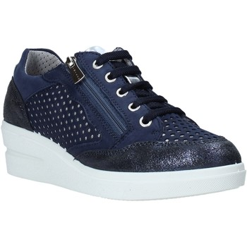 Sapatos Mulher Sapatilhas IgI&CO 5153199 Azul