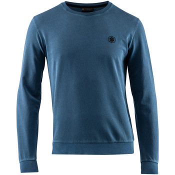 Textil Homem Sweats Lumberjack CM60142 007 518 Azul