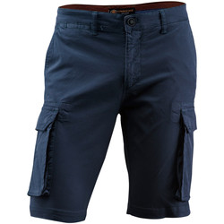 Textil Homem Shorts / Bermudas Lumberjack CM80747 002 602 Azul