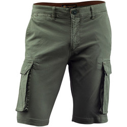 Textil Homem Shorts / Bermudas Lumberjack CM80747 002 602 Verde