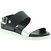 Sapatos Mulher Sandálias Mally 5786 Preto
