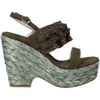 Sapatos Mulher Sandálias Alma En Pena V18350 Verde