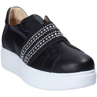 Sapatos Mulher Slip on Exton E05 Preto