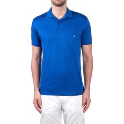 Textil Homem Polos mangas curta Navigare NV72062 Azul