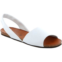 Sapatos Mulher Sandálias Grunland SB1623 Branco