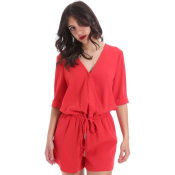 Textil Mulher Macacões/ Jardineiras Gaudi 011BD25029 Vermelho