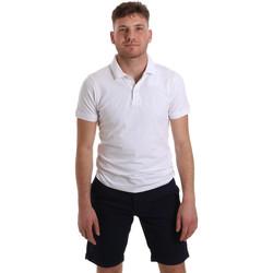 Textil Homem Polos mangas curta Sseinse ME1517SS Branco