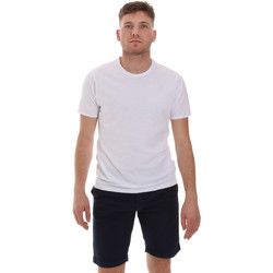Textil Homem T-Shirt mangas curtas Sseinse ME1566SS Branco
