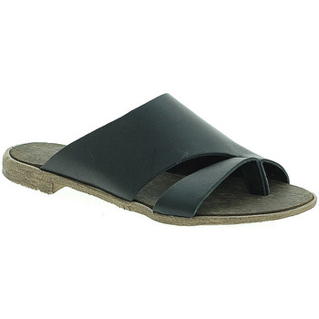 Sapatos Mulher Chinelos 18+ 6120 Preto