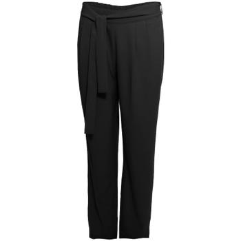 Textil Mulher Calças finas / Sarouels Smash S1829415 Preto