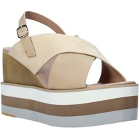 Sapatos Mulher Sandálias Onyx S20-SOX758 Bege