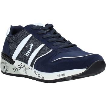 Sapatos Homem Sapatilhas U.s. Golf S20-SUS152 Azul