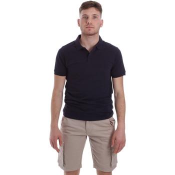 Textil Homem Polos mangas curta Sseinse ME1517SS Azul