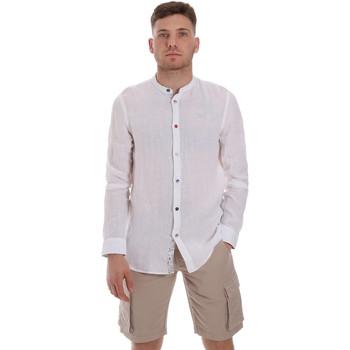 Textil Homem Camisas mangas comprida Sseinse CE537SS Branco