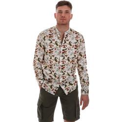 Textil Homem Camisas mangas comprida Sseinse CE526SS Bege