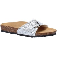 Sapatos Mulher Chinelos Bionatura 05FULLTGSCI3 Cinzento
