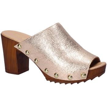 Sapatos Mulher Chinelos Keys 5868 Rosa
