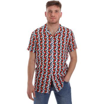 Textil Homem Camisas mangas curtas Sseinse CE516SS Branco
