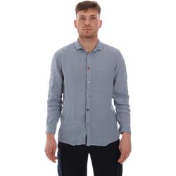 Textil Homem Camisas mangas comprida Sseinse CE538SS Azul