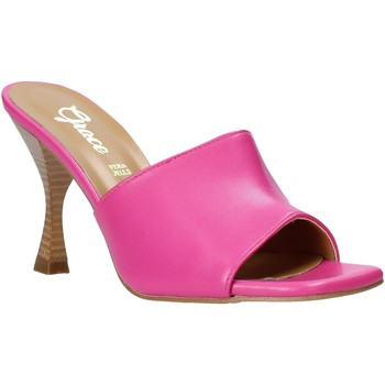 Sapatos Mulher Chinelos Grace Shoes 6293Y014 Rosa