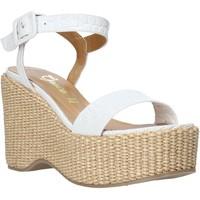 Sapatos Mulher Sandálias Grace Shoes 104002 Branco