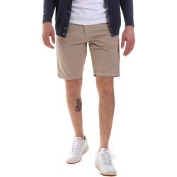 Textil Homem Shorts / Bermudas Sseinse PB605SS Bege