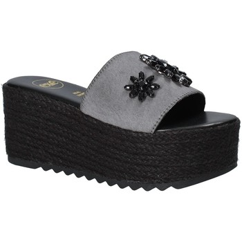 Sapatos Mulher Chinelos Exé Shoes G47008347A13 Preto