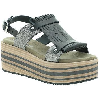 Sapatos Mulher Sandálias Pregunta IBH15804 Preto