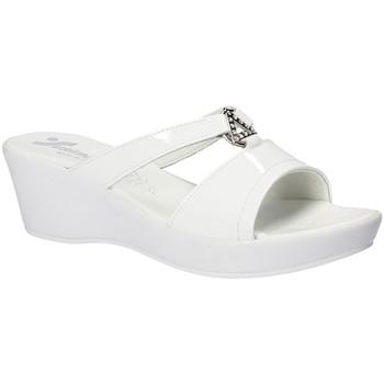 Sapatos Mulher Chinelos Susimoda 173643 Branco