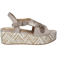 Sapatos Mulher Sandálias IgI&CO 1188 Cinzento