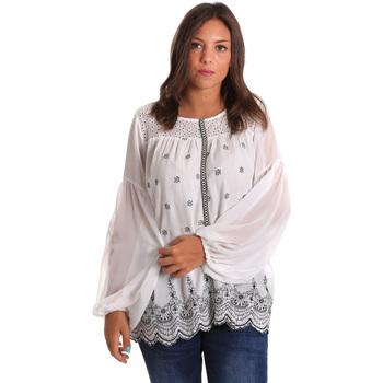 Textil Mulher Tops / Blusas Smash S1887419 Branco