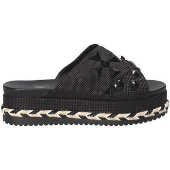 Sapatos Mulher Chinelos Exé Shoes G41006307001 Preto
