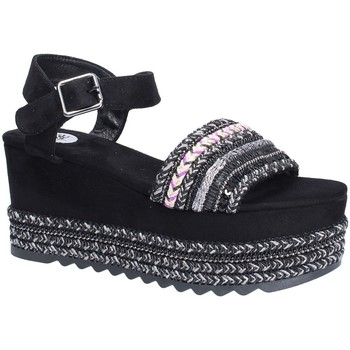 Sapatos Mulher Sandálias Exé Shoes G4700618716 Preto