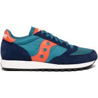 Sapatos Homem Sapatilhas Saucony S70368 Azul