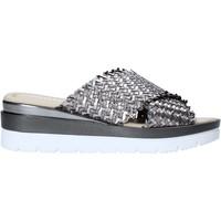 Sapatos Mulher Chinelos Valleverde 32140 Prata