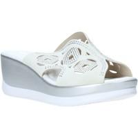 Sapatos Mulher Chinelos Valleverde 32150 Branco