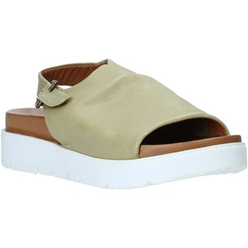 Sapatos Mulher Sandálias Bueno Shoes 9N3404 Verde
