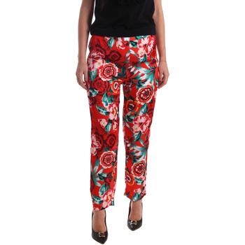 Textil Mulher Calças finas / Sarouels Gaudi 73FD20201 Laranja