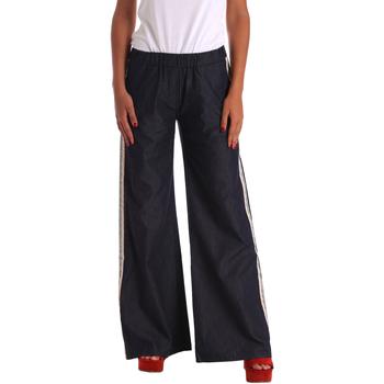Textil Mulher Calças de ganga bootcut Denny Rose 73DR22004 Azul