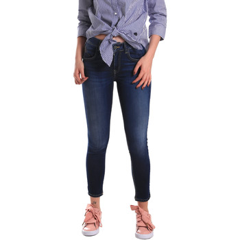 Textil Mulher Gangas Skinny Fornarina BE171L48D867VR Azul