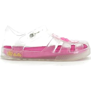 Sapatos Rapariga Sandálias Lulu LI190001S Branco