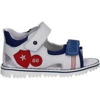 Sapatos Criança Sandálias Melania ME8053B7E.B Branco