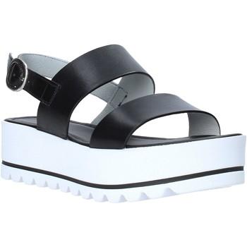 Sapatos Mulher Sandálias NeroGiardini E012580D Preto