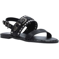 Sapatos Mulher Sandálias Replay GWF98 251 C0004S Preto