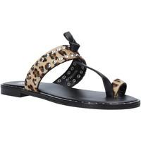 Sapatos Mulher Sandálias Replay GWF98 251 C0006L Preto