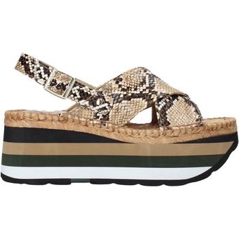 Sapatos Mulher Sandálias Replay GWP4U 021 C0002S Castanho