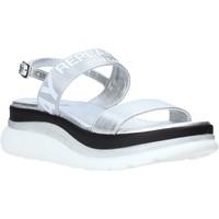 Sapatos Mulher Sandálias Replay GWP4V 251 C0003S Prata