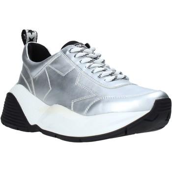 Sapatos Mulher Sapatilhas Shop Art SA020040 Prata