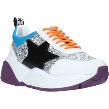 Sapatos Mulher Sapatilhas Shop Art SA020046 Branco