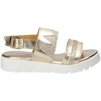 Sapatos Rapariga Sandálias Silvian Heach SH-S18-S28 Amarelo